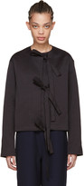 Sara Lanzi Black Ties Jacket
