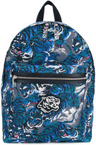 Kenzo Flying Tiger backpack - men - Polyester/Acrylic - One Size