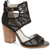 Hinge Women's Drew Laser Cutout Sandal