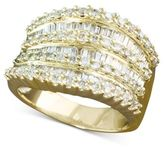 Effy Diamond Ring in 14k White or Yellow Gold (1-1/2 ct. t.w.)