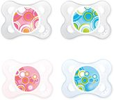 Mam Trends Age 0-6 Months Orthodontic Pacifier (Set of 2)