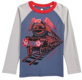 Tea Collection Boy's Flying Scotsman Graphic T-Shirt