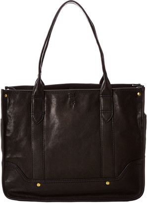 Frye Madison Leather Shopper