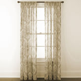 Royal Velvet Altura Rod-Pocket Sheer Panel