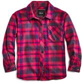 Rails Girls' Plaid Shirt - Little Kid, Big Kid