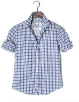 Frank And Eileen Womens Limited Edition Barry Grid Shirt