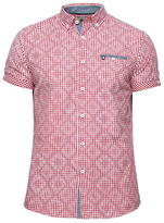 Mish Mash Seaford Gingham Shirt
