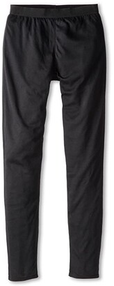 Hot Chillys Kids Bi-Ply Bottom (Toddler/Little Kids/Big Kids) (Black) Kid's Casual Pants
