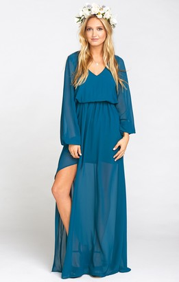 Show Me Your Mumu Jocelyn Maxi Dress