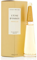 Issey Miyake NEW L'eau D'Issey Absolue Eau de Parfum 90ml