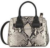 Furla Women's Lucky Mini Python Tote Bag Roccia