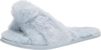 Muk Luks Women's Open Toe Slipper