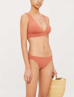 Eberjey So Solid Vivian padded bikini top