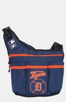 Diaper Dude Infant 'Detroit Tigers' Messenger Diaper Bag - Blue