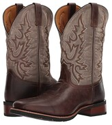 Laredo Heath (Dark Brown/Gray) Cowboy Boots