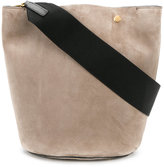 Marni Bucket shoulder bag - women - Calf Suede - One Size