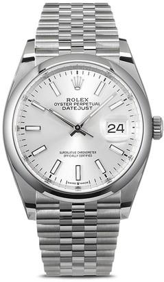 Rolex unworn Oyster Perpetual Datejust 36mm