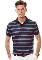 Nautica Shirt, Short Sleeve Tech Pique Polo Shirt