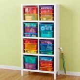 Baby Essentials Blue Medium Top Box