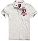 Superdry Coaches Short-Sleeved Polo Shirt