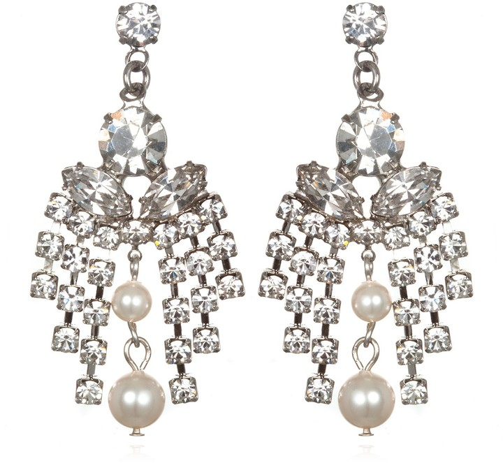 Tom Binns Grand Dame Earrings