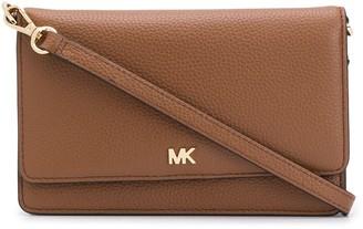 MICHAEL Michael Kors Pebbled Convertible Crossbody Bag
