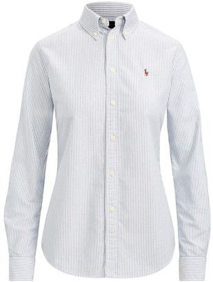 Polo Ralph Lauren Custom Fit Striped Shirt