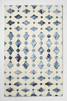 Anthropologie Moroccan Tile Rug Swatch