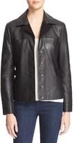 Veda Women's 'Calder' Suede & Leather Jacket