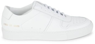 Woman By Common Projects Common Projects Leather Low-Top Sneakers