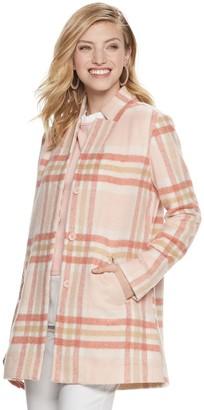 Elle Women's Notch Collar Coat
