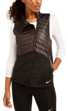 Nike Women's Essential Quilted Running Vest