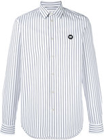 Wood Wood striped shirt - men - Cotton - M
