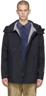 Nonnative Navy Hiker Hooded Jacket