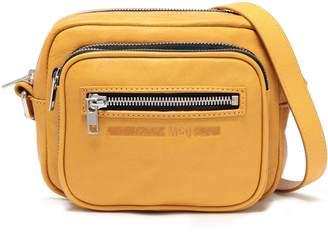 McQ Mini Leather Shoulder Bag