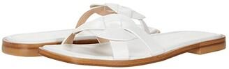 Stuart Weitzman Sierra Flat Sandal (Washed) Women's Shoes