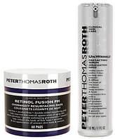 Peter Thomas Roth UnWrinkle Serum & retinolresurfacing Pad