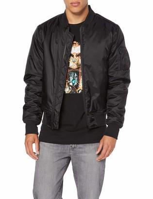 Build Your Brand Men's Bomber Jacket