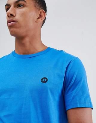 J. Lindeberg bridge t-shirt in blue