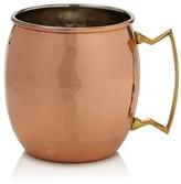 Mikasa Copper Moscow Mule Hammered Mug