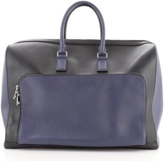 Gucci Cosmopolis Pocket Duffle Bag Leather