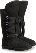 Australia Luxe Collective Black Bedouin Tall Shearling Boot