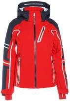 Spyder VINTAGE RAD PAD Ski jacket red/frontier