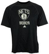 adidas Men's Brooklyn Nets Primary Logo ClimaLite T-Shirt