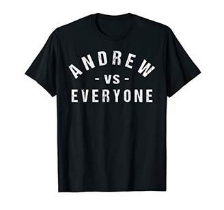 Victoria's Secret Andrew Name Gift Andrew Everyone T-Shirt