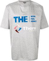 Lanvin TMD print T-shirt