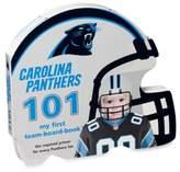 Bed Bath & Beyond Carolina Panthers 101: My First Team Board Book