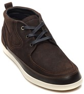 Tommy Hilfiger Suede & Leather Shoe Boot