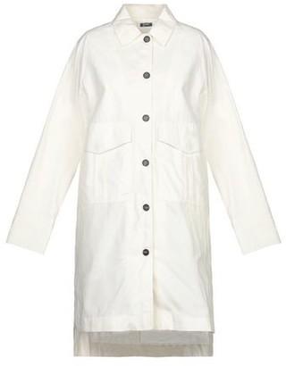 Jil Sander Navy Overcoat