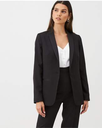 Very Tux Suit Jacket - Black